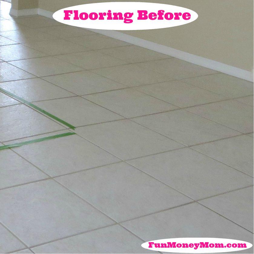 Before floor edit FMM