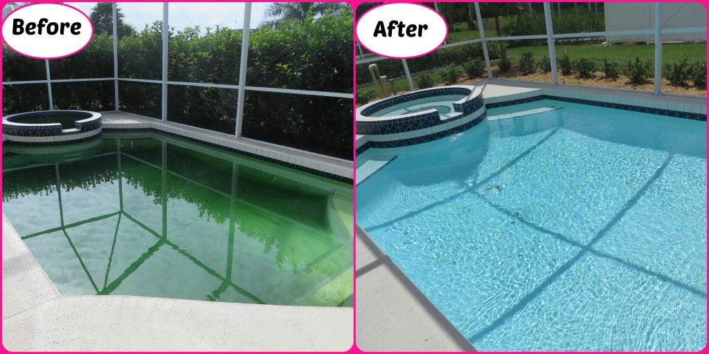 Good pool B&A