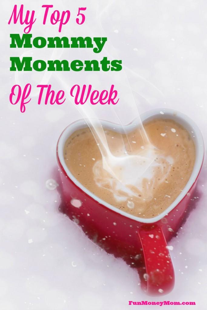 Mommy Moments Pinterest