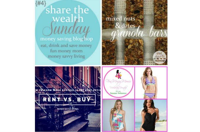 Share The Wealth Sunday Blog Hop #4