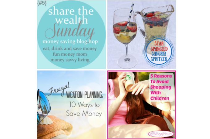 Share The Wealth Sunday Blog Hop #5