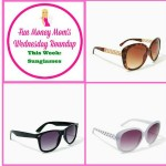 Wednesday Roundup: Sunglasses
