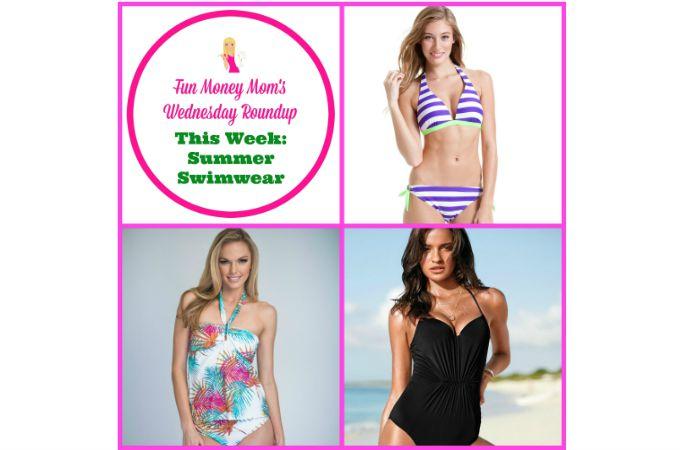 Wednesday Roundup: Summer Swimwear