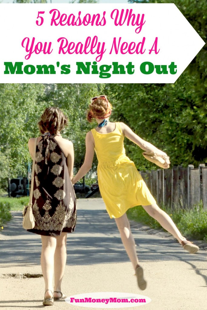 Mom's Night Out Pinterest