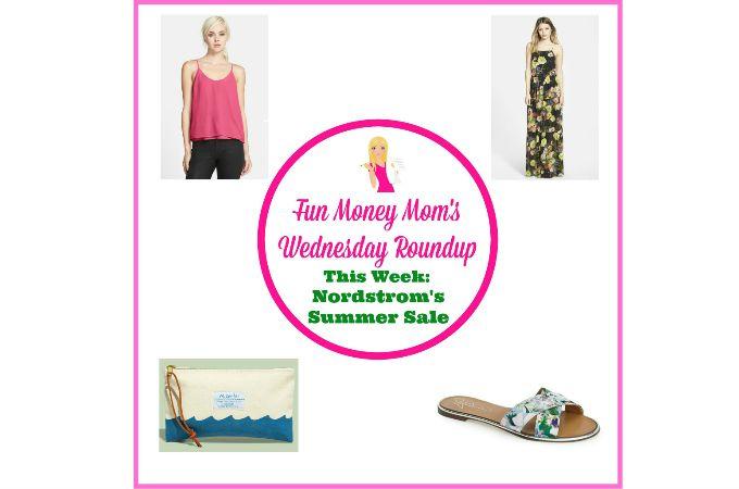Wednesday Roundup:  Nordstrom Summer Sale