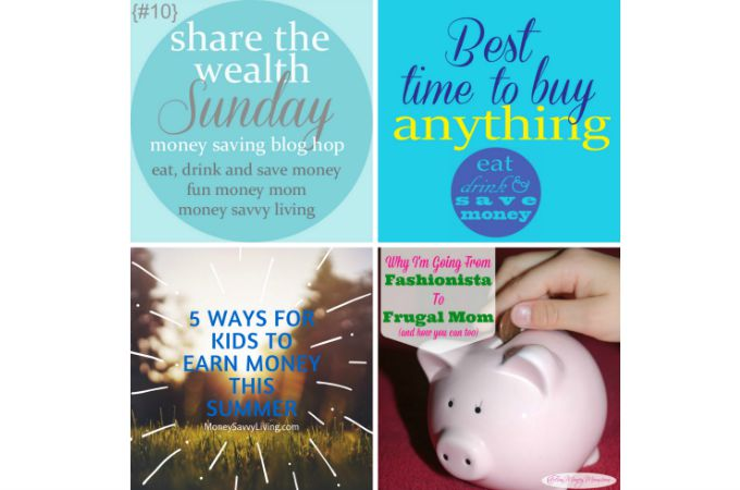 Share The Wealth Sunday Blog Hop #10