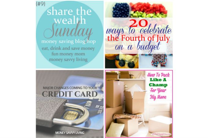 Share The Wealth Sunday Blog Hop #9