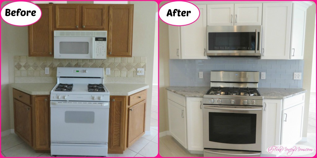 Stove beforeafter