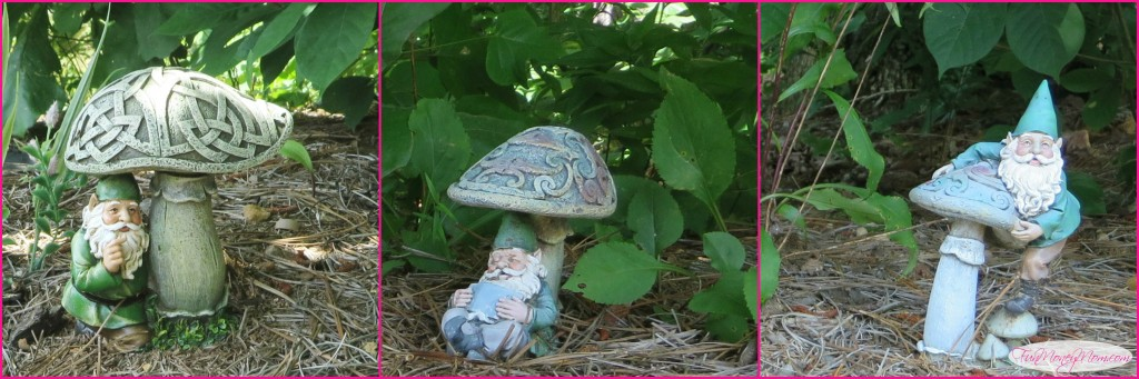 Your gnome village needs some residents and these cute gnomes are ready to move in