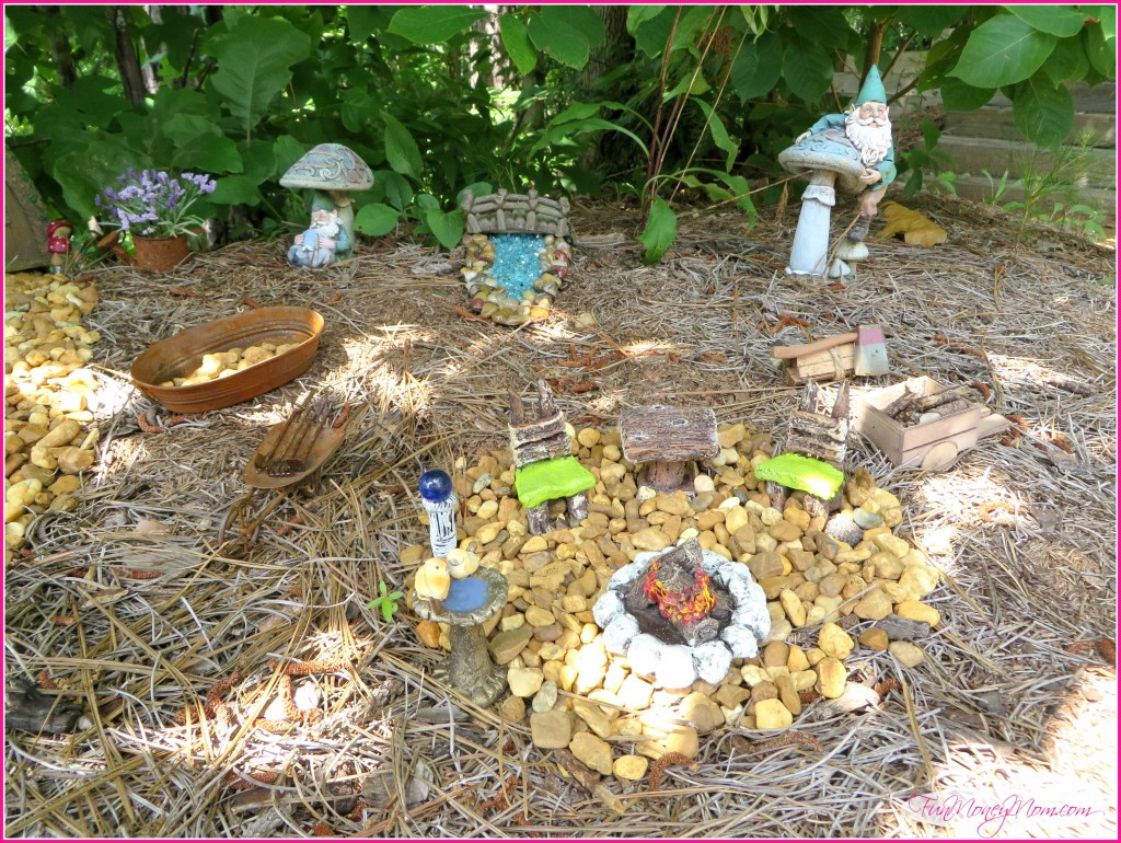 Every gnome village needs a gathering point