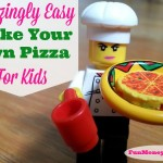 Amazingly Easy Make-Your-Own Pizza For Kids
