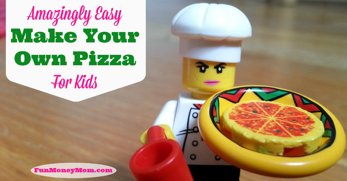 It was a hit, and the kids especially had fun coming up with their own creations! Today, I'm showing you how to throw your own homemade pizza party. Here's what you'll need for your Homemade Pizza .