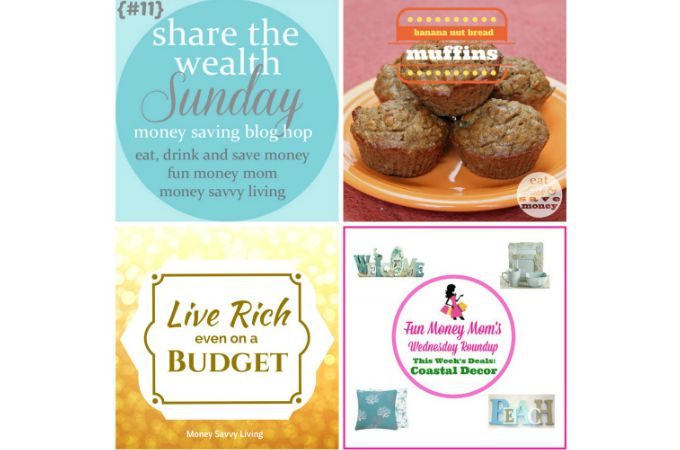 Share The Wealth Sunday Blog Hop #11