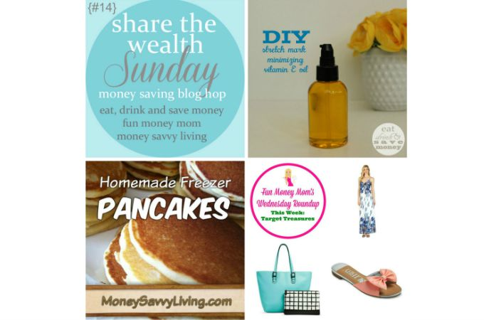 Share The Wealth Sunday Blog Hop #14