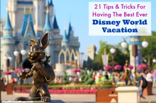 Disney World Vacation feature