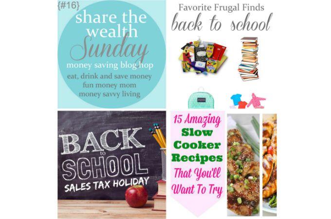 Share The Wealth Sunday Blog Hop #16