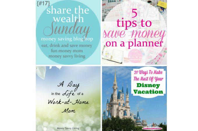Share The Wealth Sunday Blog Hop #17