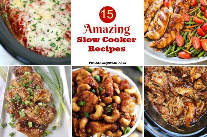 Amazing slow cooker recipes feature