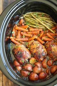 chicken veggies