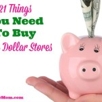 21 Things You Need To Buy At The Dollar Stores