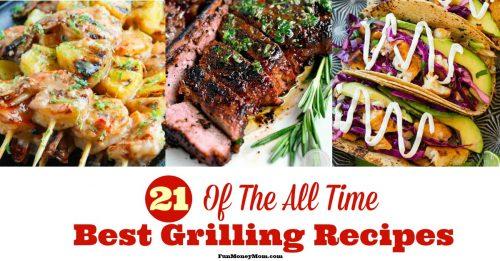 Grilling recipes facebook