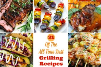 Best grilling recipes feature