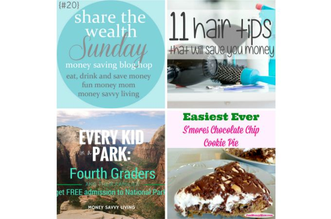 Share The Wealth Sunday Blog Hop #20