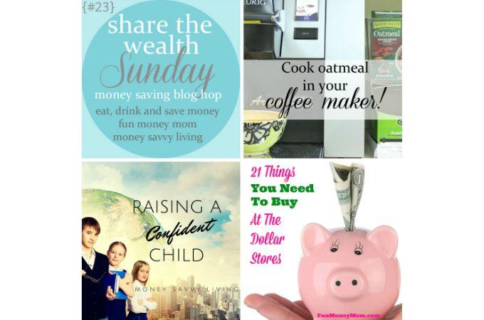 Share The Wealth Sunday Blog Hop #23