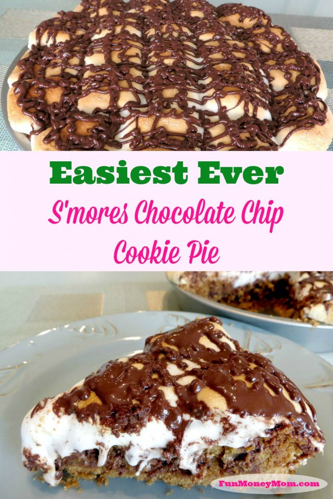 S'mores Pie Pinterest edit