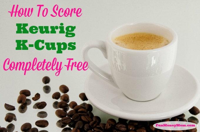 How To Score Keurig K-Cups Completely Free