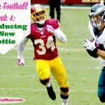 Fantasy Football Week 4:  Introducing A New Hottie