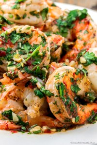 Grilled-Shrimp-with-Garlic-Cilantro-Sauce-16