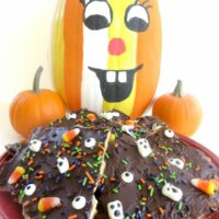 Best Ever Sweet And Salty Halloween Bark