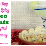 Game Day Hot & Spicy Taco Boats + PayPal Giveaway