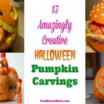 13 Amazingly Creative Halloween Pumpkin Carvings