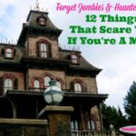 Forget Zombies & Haunted Houses…12 Things That Scare You If You're A Mom