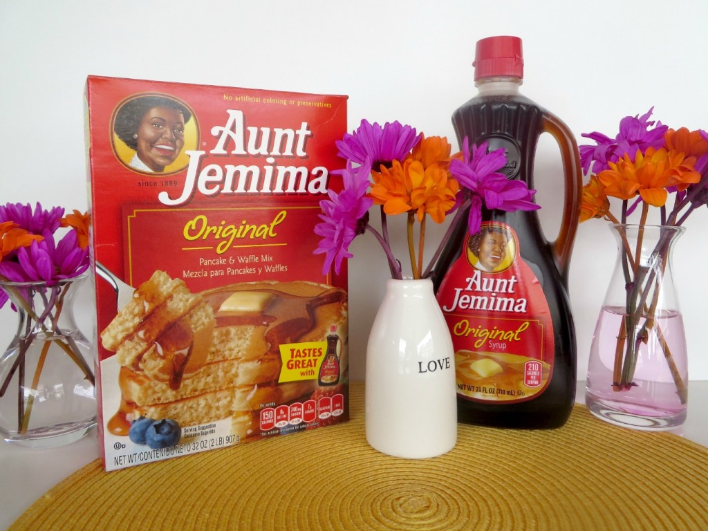 Aunt Jemima products