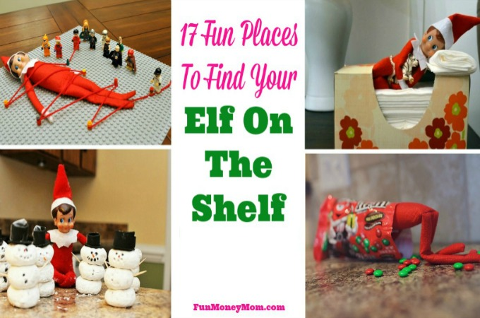 Elf On The Shelf feature