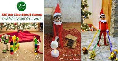 Elf on the shelf facebook