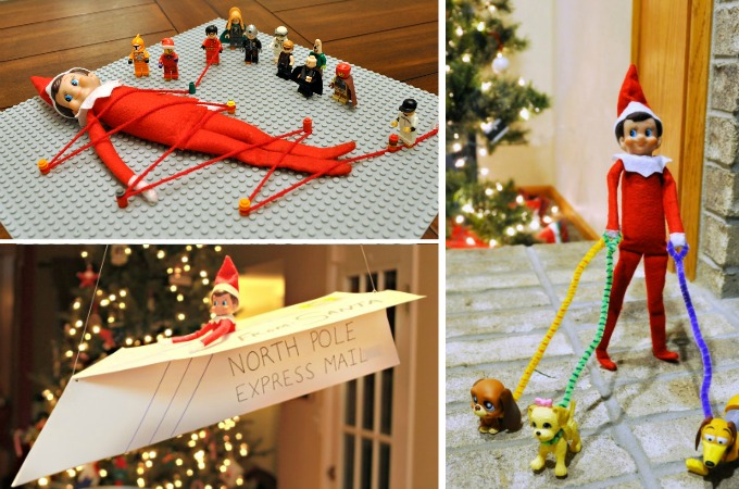 Elf On The Shelf Ideas Feature