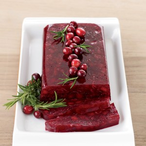 Gingered Orange-Cranberry Sauce