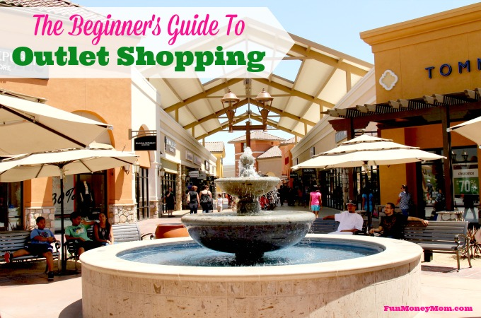 The Beginner's Guide To Outlet Shopping
