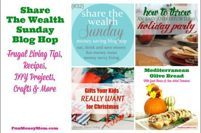 Share The Wealth Sunday Blog Hop #32