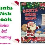 Santa Wish Book Review And Giveaway
