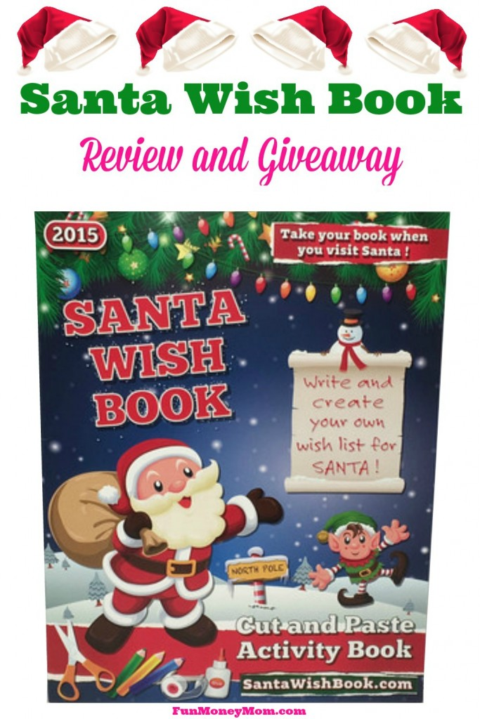 Santa Wish Book Pinterest