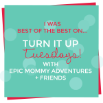 Turn it up tuesday feature