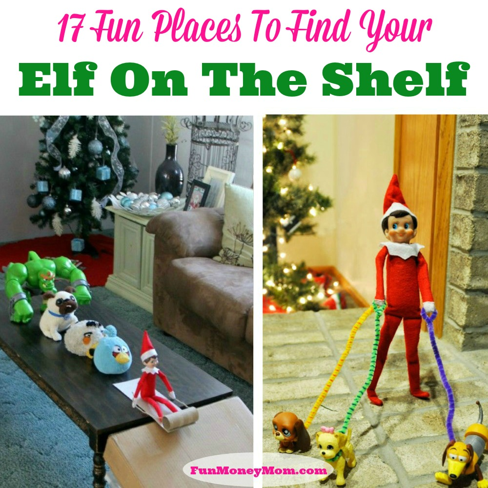 "If any of you are parents and do the ""elf on the shelf"" thing where an elf comes into your home around Thanksgiving, you may have run out of ideas a few days in, or given up. This app gives you a daily idea on what your elf can do, and has some other fun surprises – and it's a free app!"