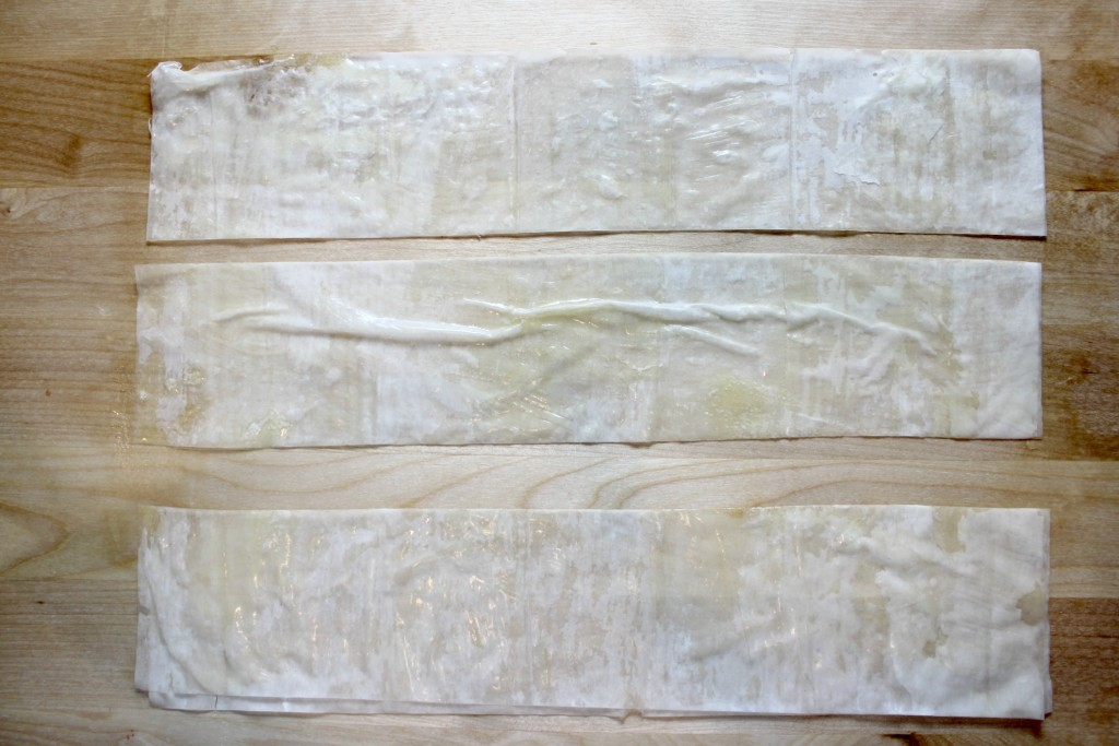 phyllo-strips
