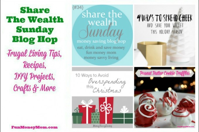 Share The Wealth Sunday Blog Hop #34