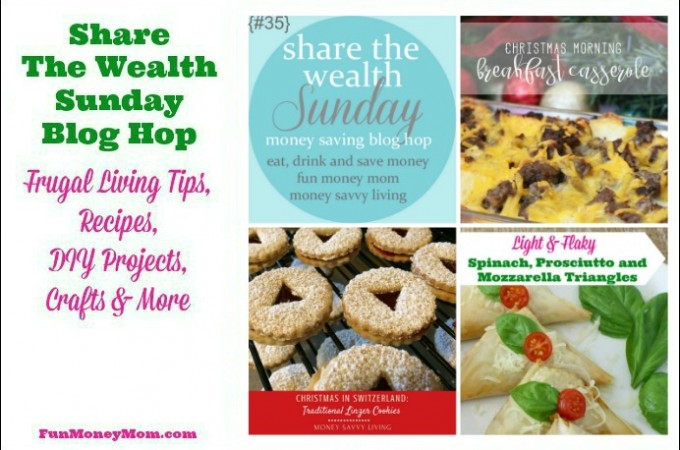 Share The Wealth Sunday Blog Hop #35